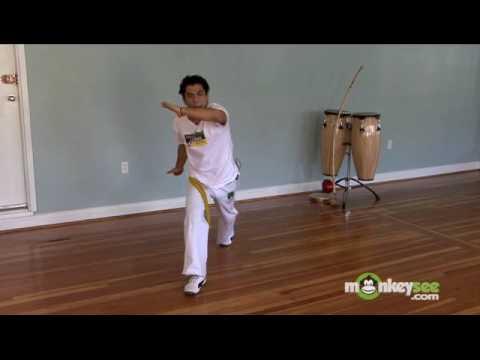 Capoeira - Basic Steps - Ginga