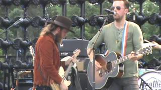 Brothers Osborne -  Weed, Whiskey & Willie (NEW) @ Country USA 2016