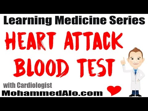 Heart Attack Blood Test: Troponin