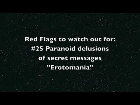 Red flags to watch out for #25: Paranoid delusions of secret messages