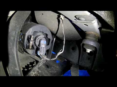How to replace 2009-2014 Ford F150 fog light bulb