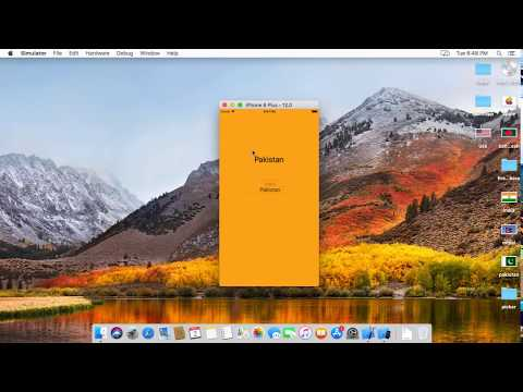 how to use pickerview in xcode (bangla)