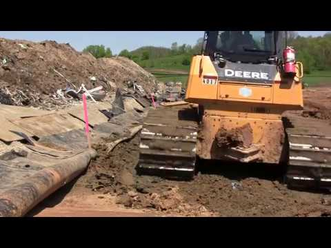 Landfill Minute 6: New Cell Construction (Part 1)