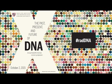 DNA | The Future Utility of DNA || Radcliffe Institute