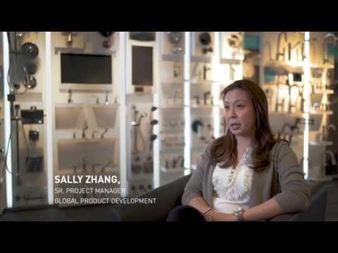Women's History Month - Sally Zhang