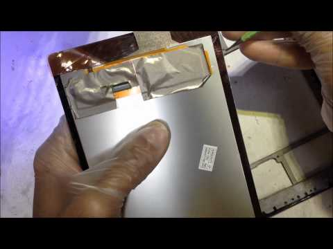 ASUS Nexus 7 OEM LCD - Digitizer Replace Service