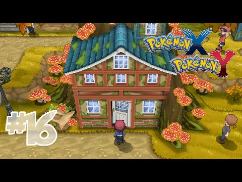 Let's Play: Pokémon X, Episode 16: Route 14, Laverre City & Gym