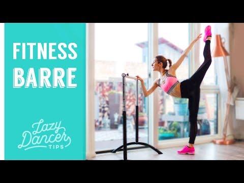 20 Minutes No-Equipment Ballet Barre Workout