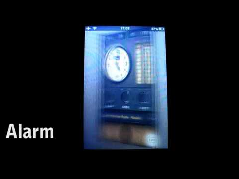 Radio Alarm - MP3/Radio/Nature Sound Alarm + Sleep Timer (Ensight media)