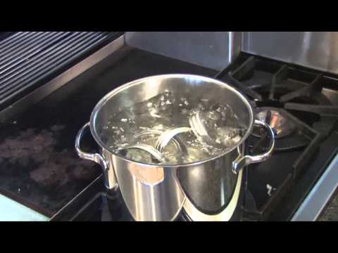 Cooking Show Canning