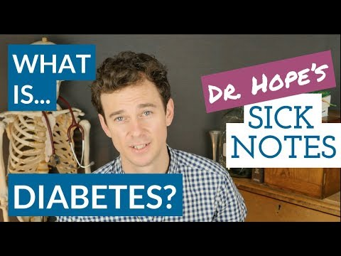 What is type 2 diabetes? How does it cause problems to eyes, kidneys and nerves?