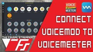 Elgato Stream Deck + Voicemeeter As A Controllable Digital