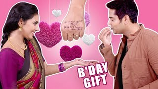 Unique & Sweet Birthday Gift for Thiru from Anandhi | Best of Naayagi
