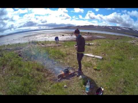Bicycle tour from Murmansk to Ribachi peninsula
