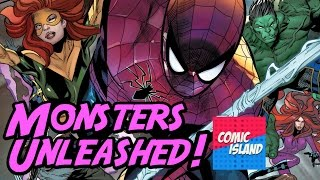 Monsters Unleashed! - The Complete Story