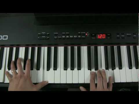 G2 Chord Keyboard G2 C