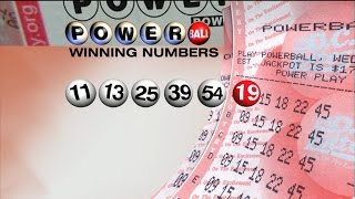 3 Winning Tickets Sold In 564 Million Powerball Drawing