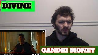 THE FLOW! Divine - Gandhi Money REACTION