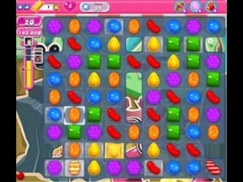 Candy Crush Saga | How to pass level 35