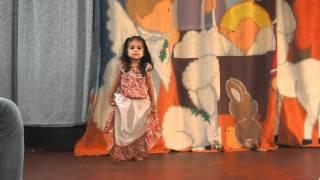 Presentacion  De  Danza Sofia Correa