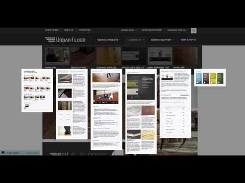 Urban Floor- Tools and Features on Urbanfloor.com