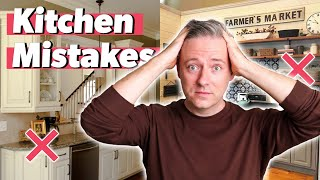 Kitchen Design Mistakes (And How to Fix Them!)