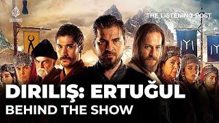 Ertugrul: Turkish TV's Ottoman phenomenon goes global   The Listening Post (Feature)