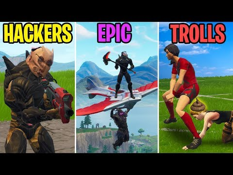 Xxx Mp4 DOUBLE GLIDER FLYING HACKERS Vs EPIC Vs TROLLS Fornite Battle Royale Funny Moments 3gp Sex