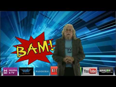 How to stream  Music with my Vizio Smart TV