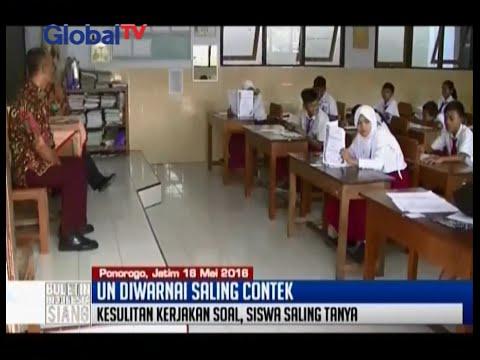 Xxx Mp4 Siswa Saling Mencontek Dan Dibiarkan Pengawas UN SD Di Ponorogo Diwarnai Kecurangan BIS 17 05 3gp Sex
