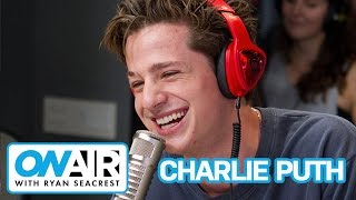 Charlie Puth On Finding True Love On Air With Ryan Seacrest