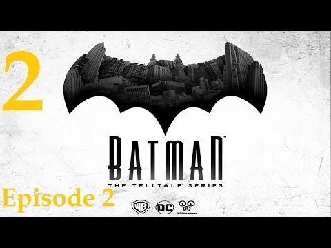 Batman - Telltale Game Series - Episode 2 - Children of Arkham Walkthrough Part 2 [1080p HD]
