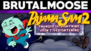 Pajama Sam 2 - PC Game Review - brutalmoose