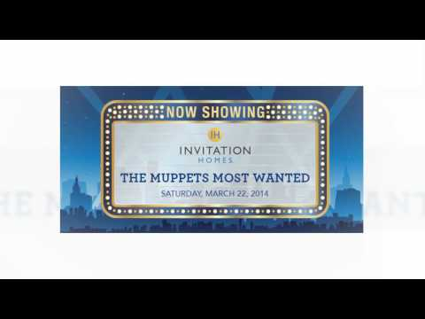Invitation Homes Resident Movie Night