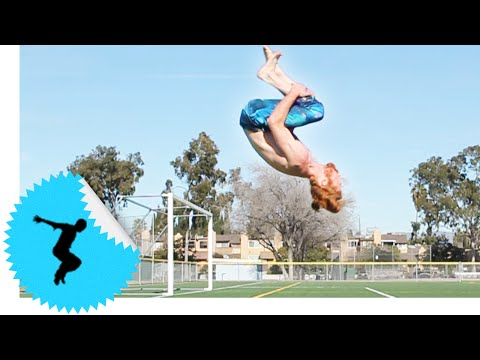3 Tips To Overcome Backflip Fear Without A Gym Or Spotter - Ask The Tapps