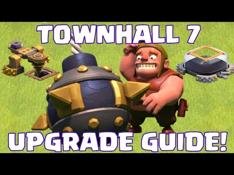 Clash Of Clans Townhall 7 Defense Upgrade Guide | What To Upgrade First At TH7