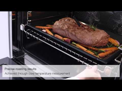 Miele Convection Ovens: Wireless Roast Probe