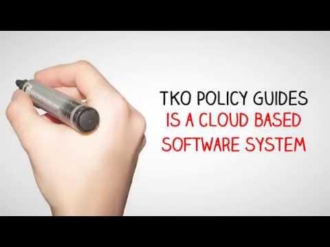 Policies & procedures in the cloud