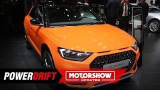 Audi A1 CityCarver : Premium Cross Hatch : IAA 2019 : PowerDrift
