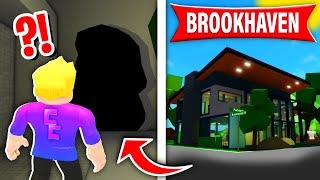 *GEHEIME RÄUME* enthüllen neue SECRETS in BROOKHAVEN! 😨 (Roblox Brookhaven 🏡RP | Story Deutsch)
