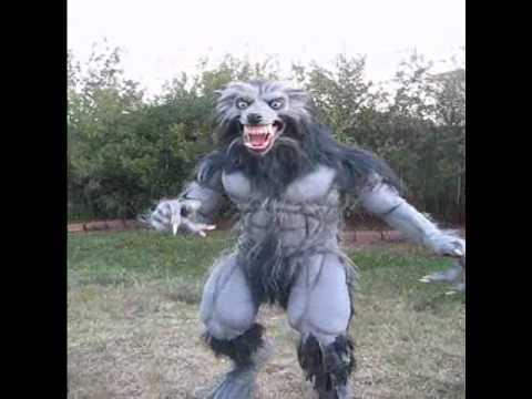 Werewolf Costume 2010 - Video
