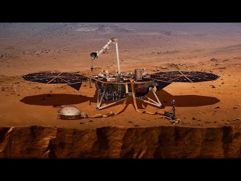 InSight Lander Will Explore the Interior of Mars