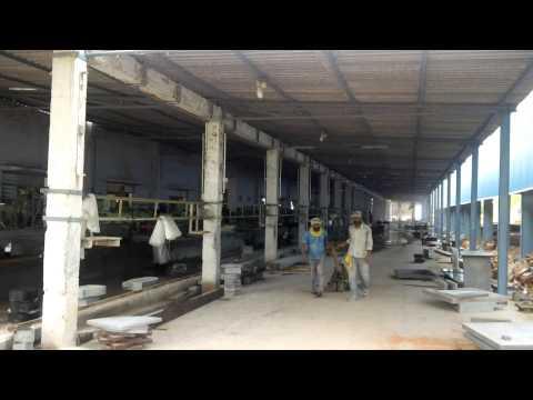 MBT Infra - Granite Cutting and Polishing Unit, Hyderabad, India