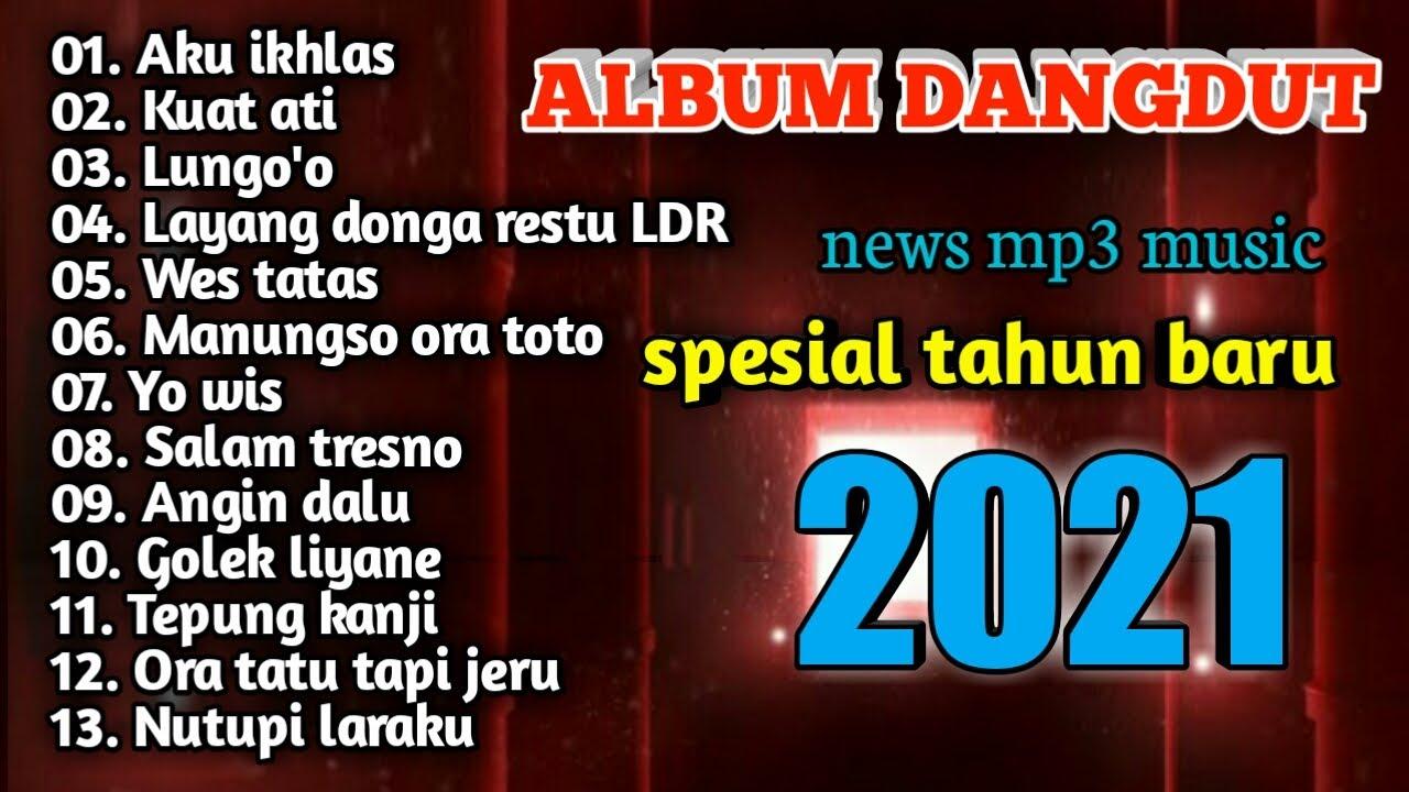 NEWS ALBUM DANGDUT KOPLO SEASON TAHUN BARU 2021 LAYANG DONGA RESTU LDR