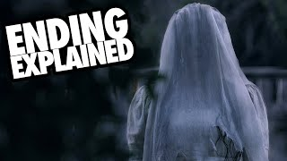 THE CURSE OF LA LLORONA (2019) Ending Explained