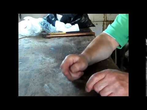 how to get an old toilet seat off