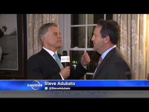 Growing the Garden State, Steve Adubato, Caucus NJ