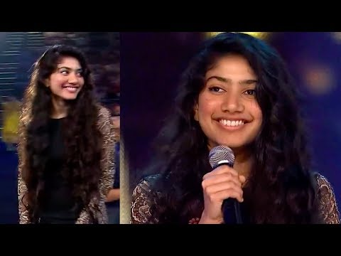 Xxx Mp4 Sai Pallavi Most Blushing Moment While Talking On Stage Award Function Filmy Monk 3gp Sex