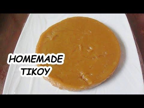 How To Make Homemade Tikoy
