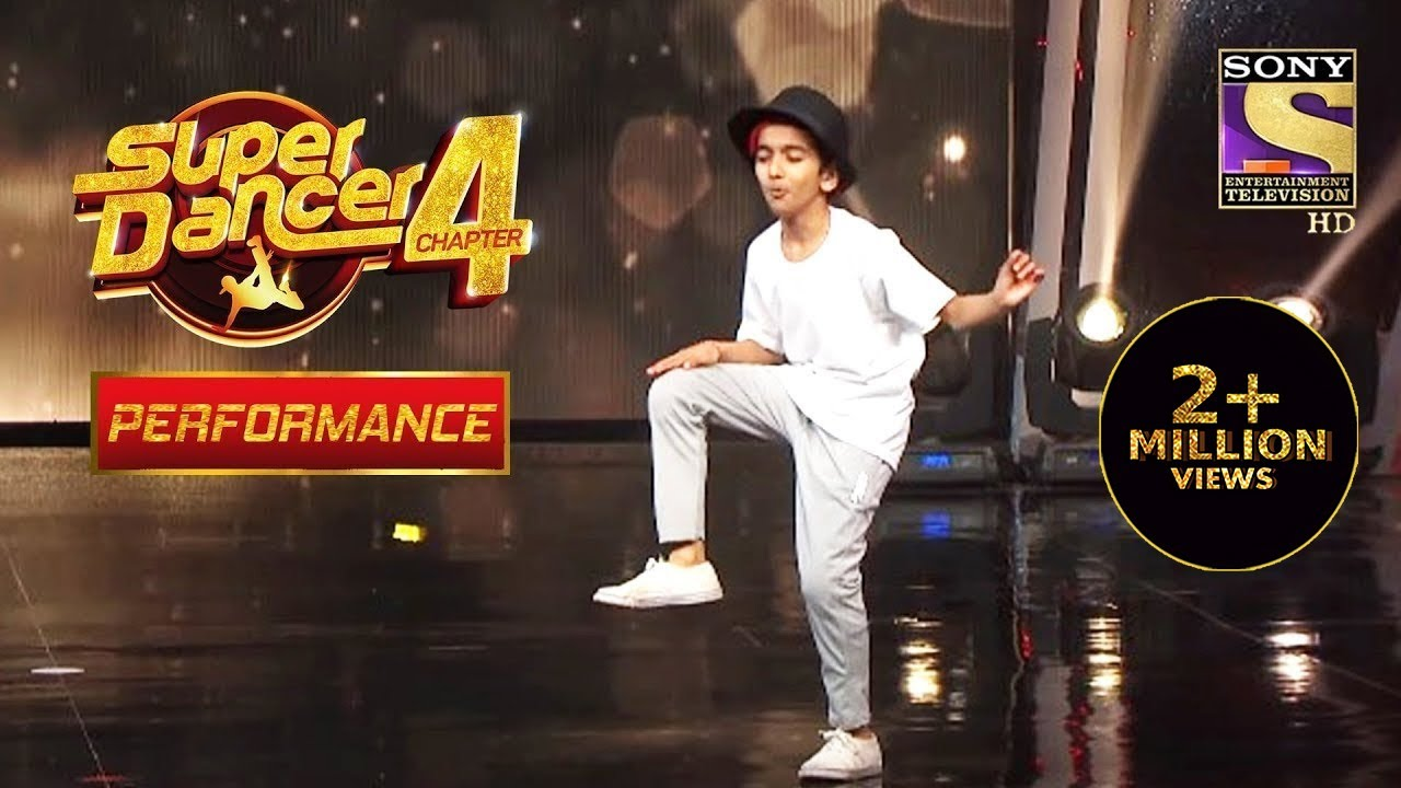 Amit ने दिया एक Robotic Performance | Super Dancer 4 | सुपर डांसर 4